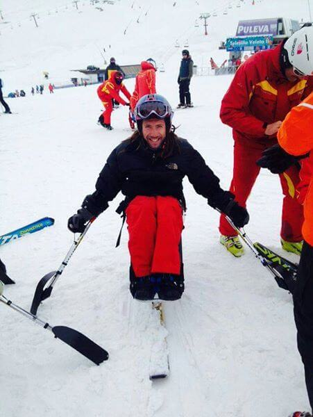 Adapted Ski Instructor