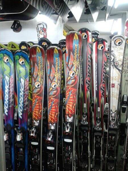 Equipos de Esquí en venta