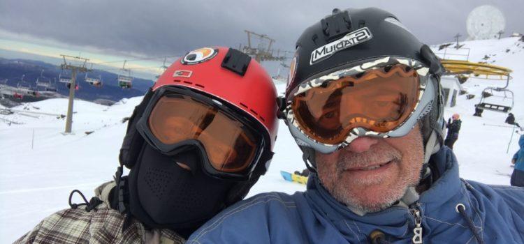 Aprender a esquiar  a cualquier edad…10, 20, 40, 60.