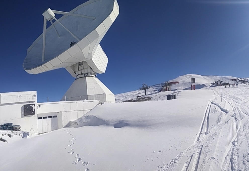 Observatorio meteorológico Sierra Nevada