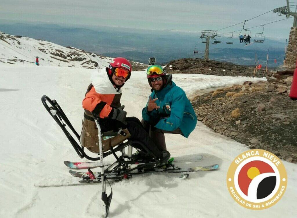 Adapted Ski Lessons