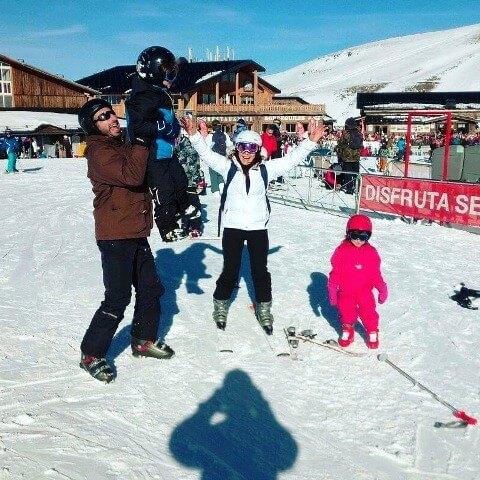 ¿Conoces los niveles de esquí y snowboard?