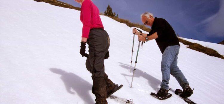Guía Informativa de Raquetas de Nieve en Sierra Nevada