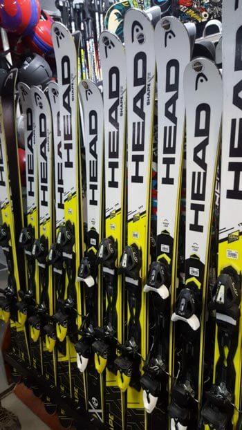 Venta Esquís Segunda Mano Head