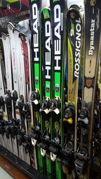 Venta Esquís Segunda Mano