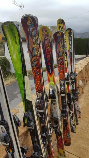 Venta Equipos de Esquí