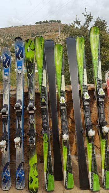 Venta Equipos de Esquí Segunda Mano