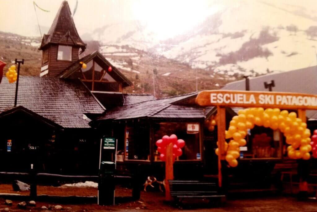 escuela ski patagonia