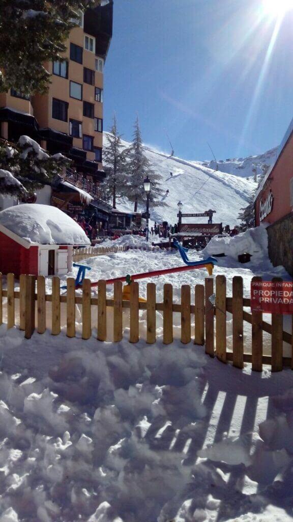 alquiler de esquí