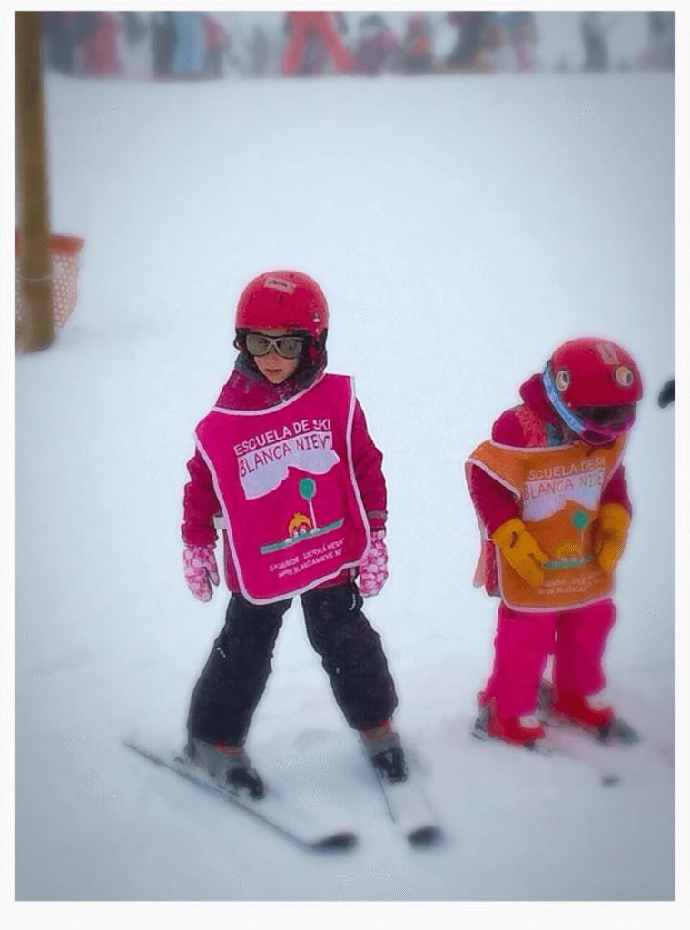 promociones y ofertas chollo en equipos de esquí para niños