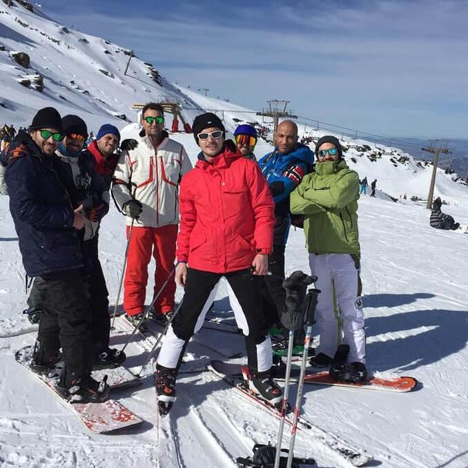 clases de esquí más equipo  promociones y ofertas chollo esquí