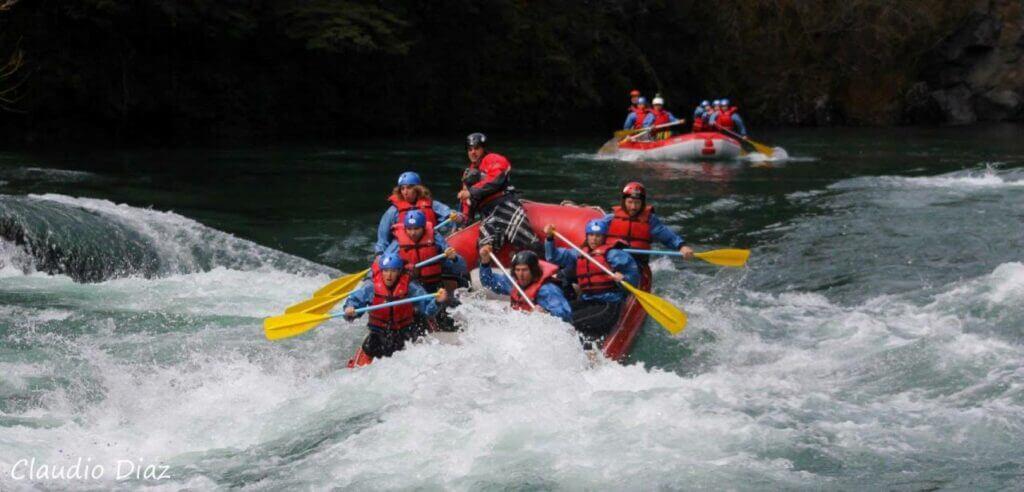 Rafting Adventure activities summer in Granada