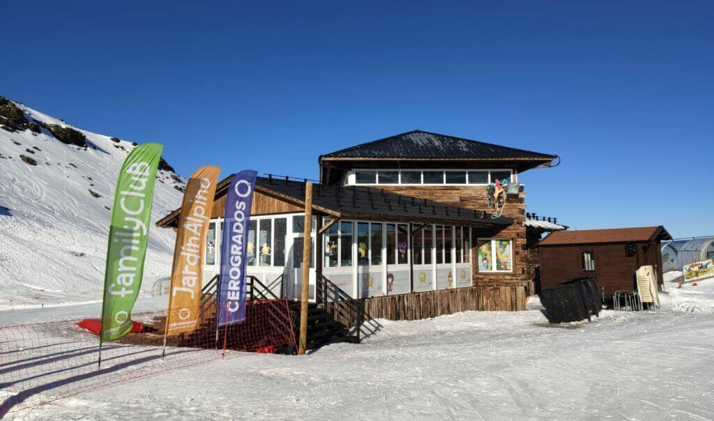 Cabaña del Jardín Alpino Dreamland