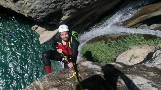 Adventure activities summer in Granada