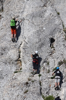Via Ferrata - Adventure activities in Granada