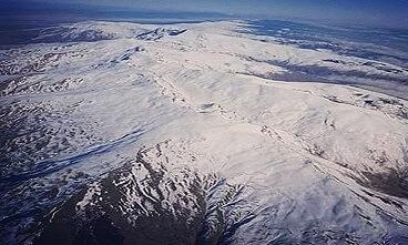 archivo Aéreo Sierra Nevada
