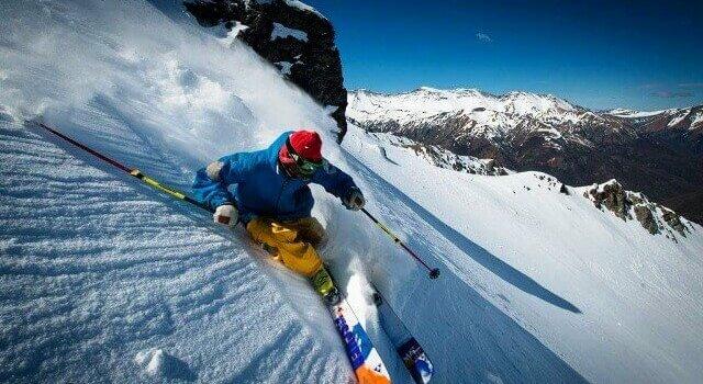 """Cómo ser """"bueno"""" en el esquí"""