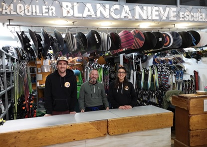 oferta de empleo en Sierra Nevada